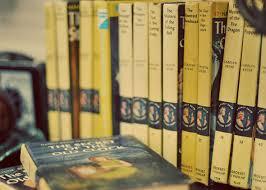 Nancy books